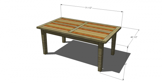 free diy furniture plans to build an rh inspired 1900s