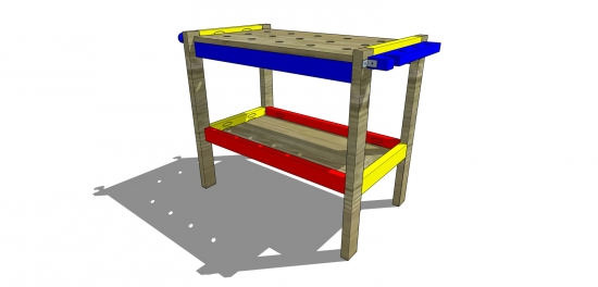 Free Diy Toy Plans How To Build A Childrens Play