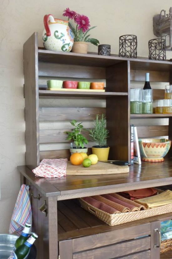 Reader Showcase Chesapeake Buffet The Design Confidential