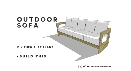 Amazing Itu0027s Officialu2026 You Need An Outdoor Living Space For The Summer Months  Ahead, So Go For It And Build A Super Stylish Sofa And Solve Your Seating  Woes In Just ...