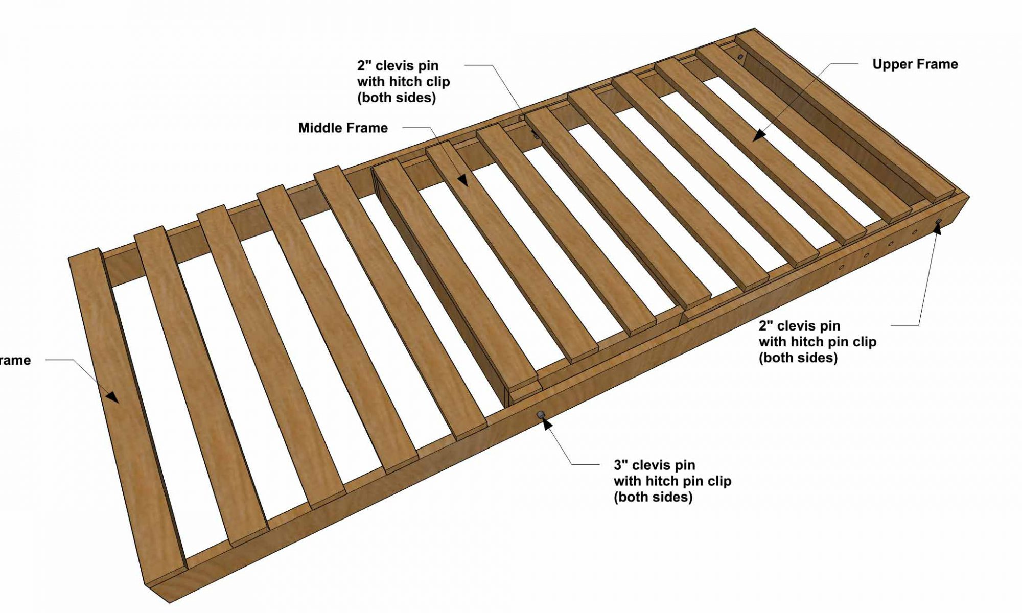 Awesome Lay out the Main Frame on a flat surface Place the Middle Frame and Upper Frame within the Main Frame as shown