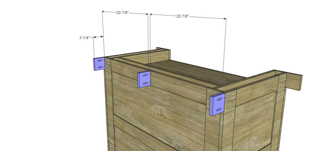 free diy furniture plans to build a rustic ultimate bar