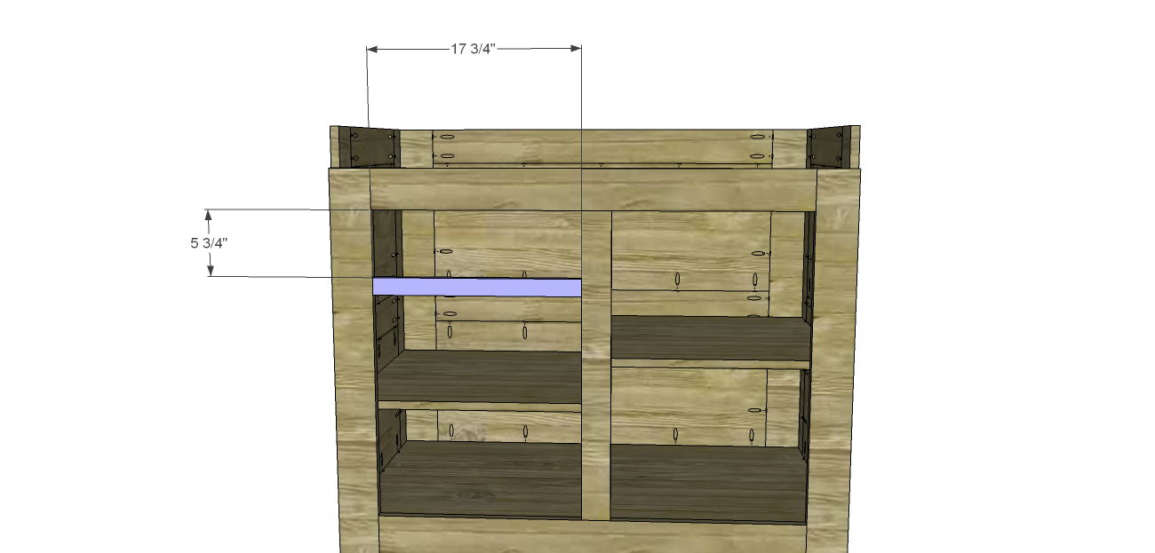 Free DIY Furniture Plans to Build a Rustic Ultimate Bar The