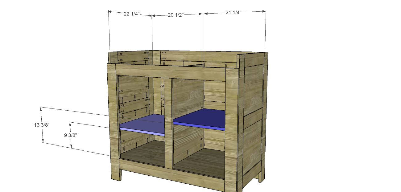Free DIY Furniture Plans to Build a Rustic Ultimate Bar - The Design ...