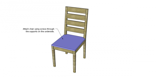 You Can Build This! The Design Confidential Free DIY Furniture Plans // How to Build a Francine Dining Chair via @TheDesConf