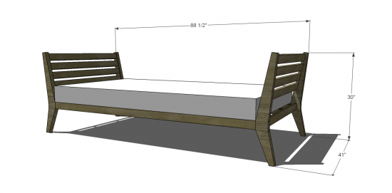 Free Diy Furniture Plans To Build A Pb Inspired Chesapeake