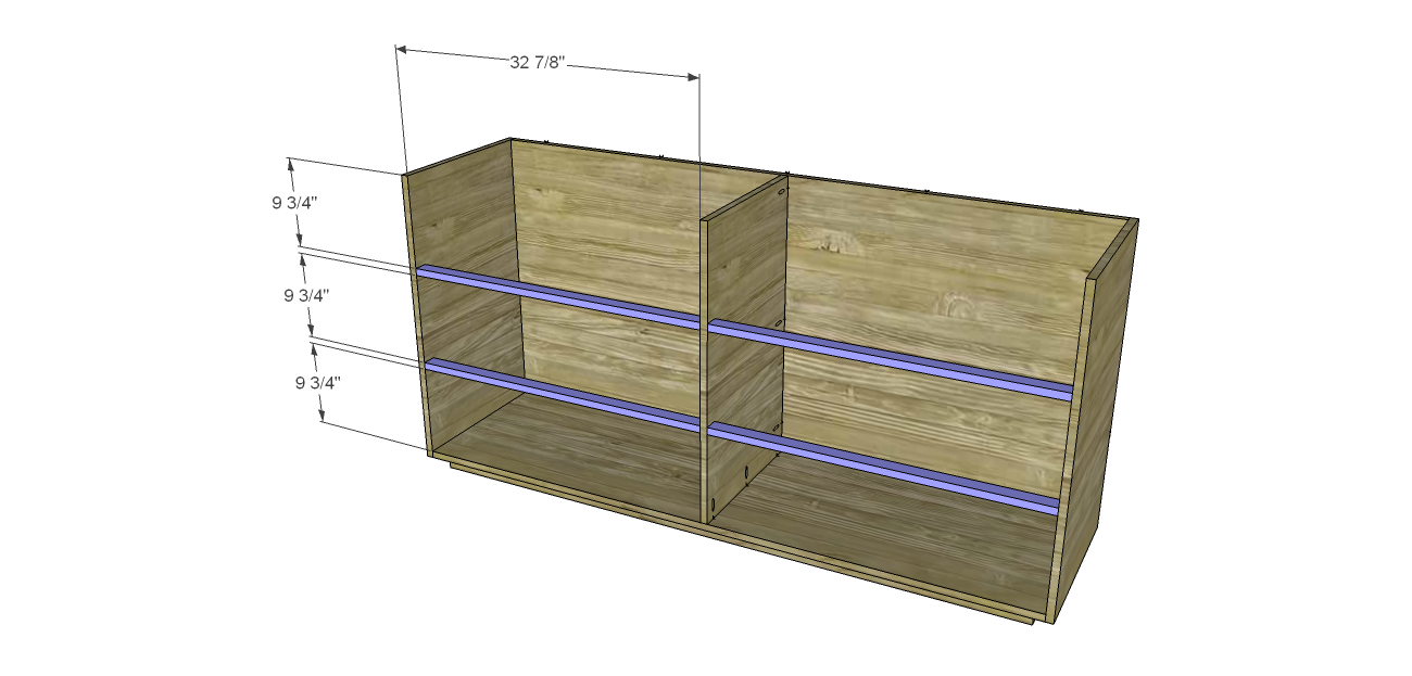 You Can Build This! Easy DIY Furniture Plans from The Design Confidential with Complete Instructions on How to Build a Laguna Dresser via @thedesconf