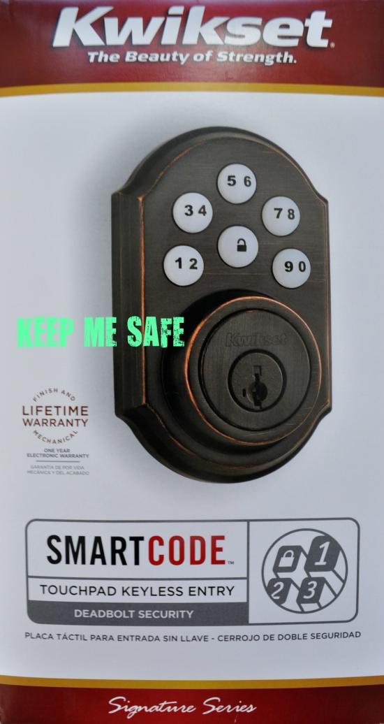 How To Install A New Door Lock My Kwikset Smart Key Lock