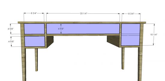 Plans For Desk Top 10 Office Desks