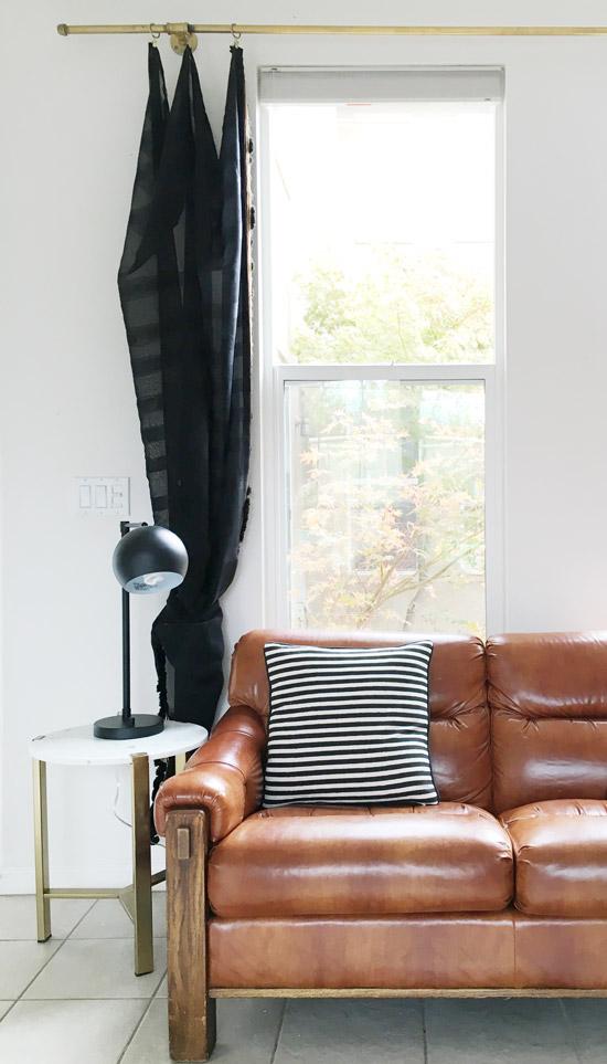 The Design Confidential Family Room Edit // Trim It / Dress It / Cut the Cord