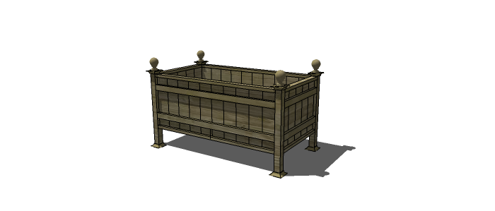 Free Woodworking Plans To Build An Rh Inspired Versailles