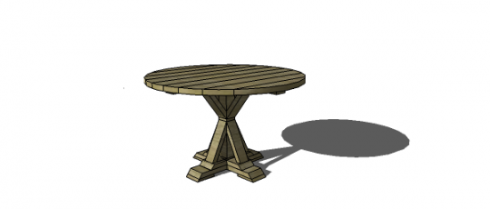Diy Round Wooden Table Top Designer Tables Reference
