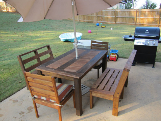 showcase customizable outdoor furniture the design confidential