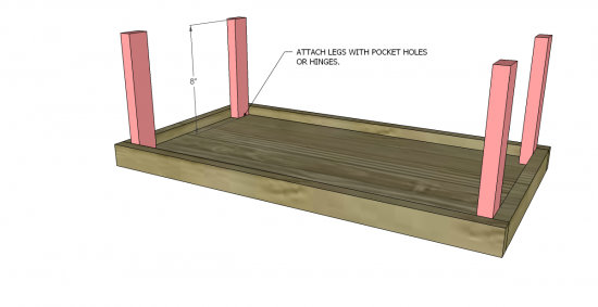 Free diy furniture plans to build a laptop table the design step 3 watchthetrailerfo