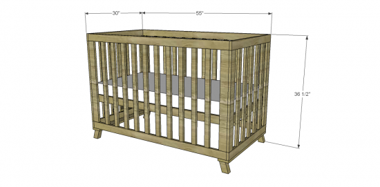 Free DIY Furniture Plans To Build A Land Of Nod Inspired