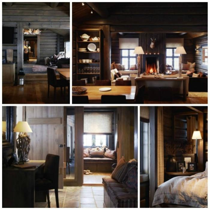 Cabin Fever And A Norwegian Modern Rustic Home The Design