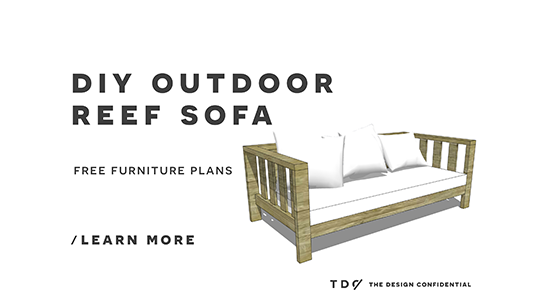 Free Diy Furniture Plans How To Build An Outdoor Reef