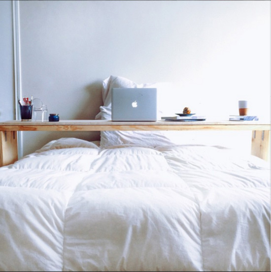 Builders Showcase A Rolling Bed Board Table The Design Confidential