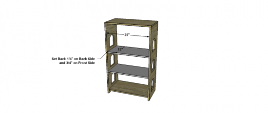 Free Woodworking Plans To Build A Firehouse Bookcase