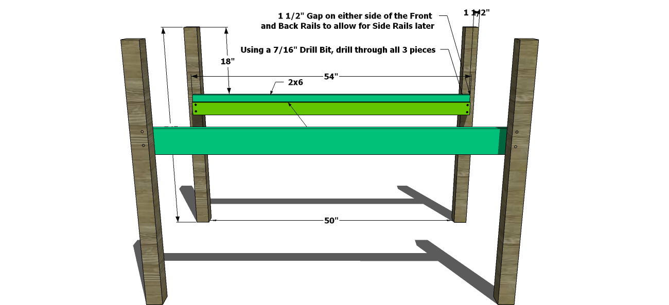 Free Woodworking Plans To Build A Toddler Sized Low Loft