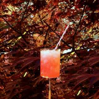 The Design Confidential x Michaels Makers Sunset Shaved Ice Recipe via @thedesconf