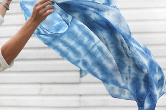 DIY to Try // Shibori is To Dye For