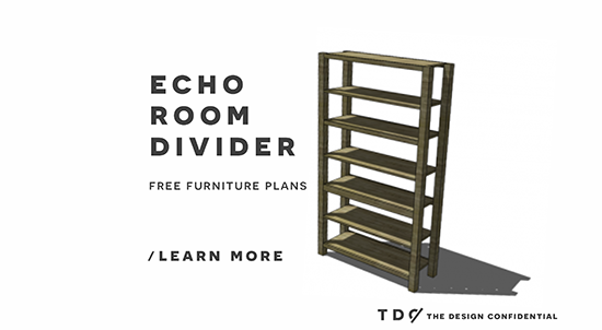 Free Diy Furniture Plans How To Build An Echo Room