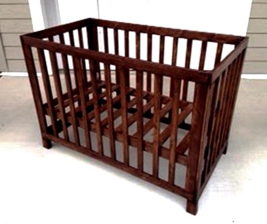 Reader Showcase Michaels Low Rise Crib The Design
