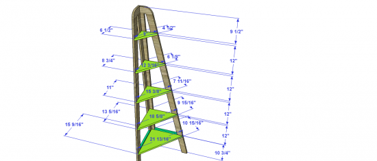 Free Diy Furniture Plans To Build A 72 Inch Corner Unit Sawhorse