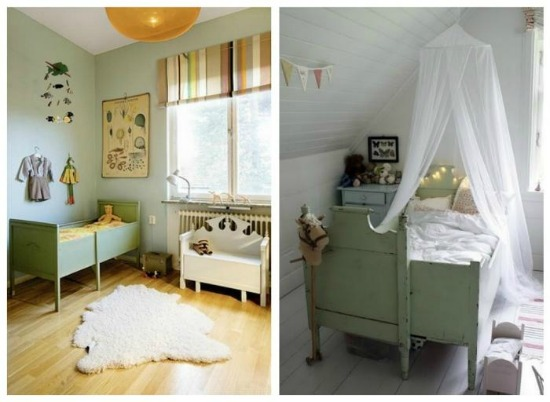 Vintage inspired and whimsical childrens rooms the design confidential - Antique baby room ideas designed for modern house ...